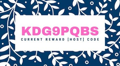 KDG9PQBS REWARD CODE