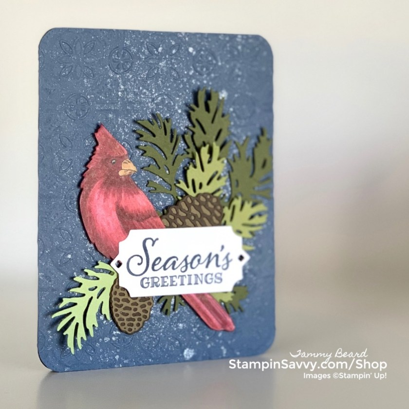TOILE-CHRISTMAS-PEACEFUL-BOUGHS-CHRISTMAS-CARD-IDEA-TAMMY-BEARD-STAMPIN-SAVVY-UP