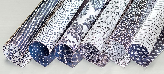141663 Floral Boutique Designer Series Paper