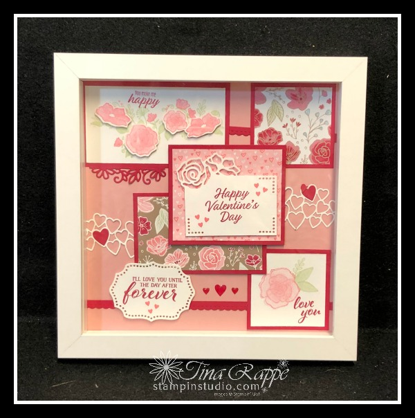 Stampin' Up! All My Love DSP, Forever Lovely Bundle, Meat To Be Bundle, Stamp Crop & Cruise Retreat, Stampin' Studio