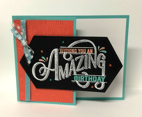 Stampin' Up! Everything Amazing stamp set, Stampin' Studio