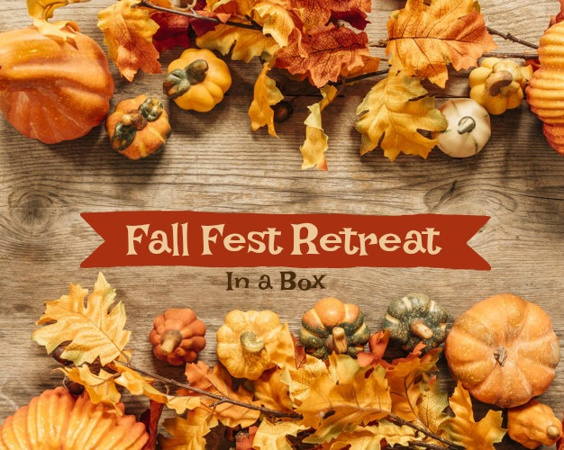Stampin' Up! Fall Fest Retreat in a Box, Stampin' Studio