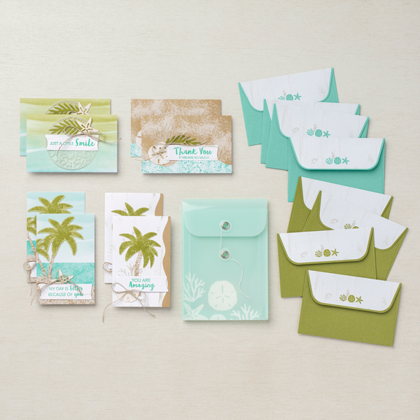 Stampin' Up! Kit Collection, A Little Smile Card Kit, Stampin' Studio