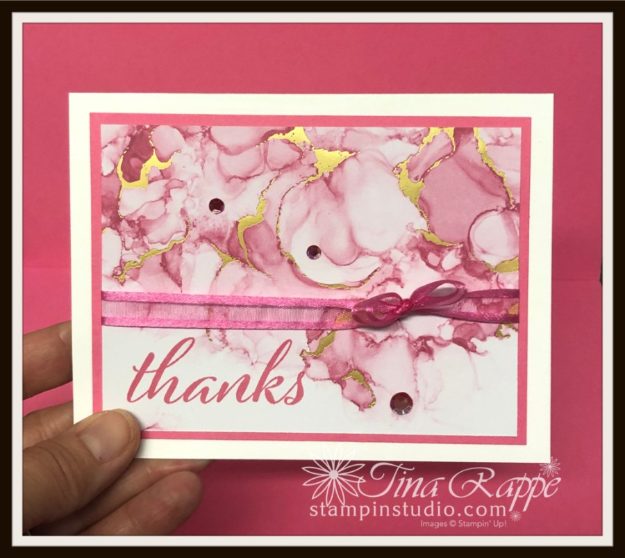 Stampin' Up!, Expressions in Ink Specialty Designer Series Paper, Stampin' Studio