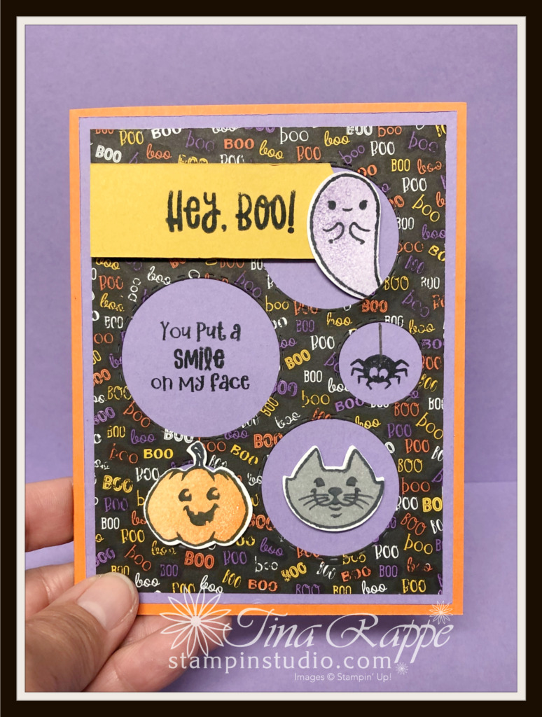 Stampin' Up! Cutest Halloween Bundle, Stampin Studio