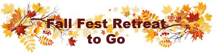 Stampin' Up! Fall Fest Retreat to Go, Stampin' Studio