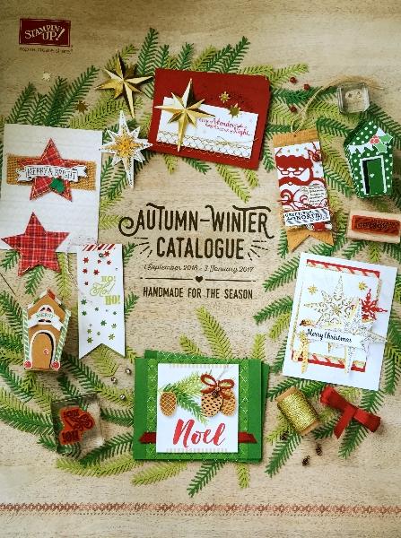 Autumn winter catalogue 2016
