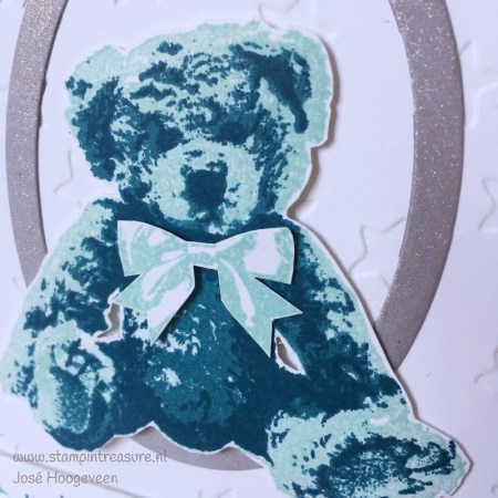 baby bear stampin up