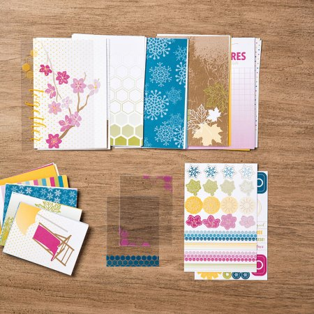 memories & more color theory stampin up