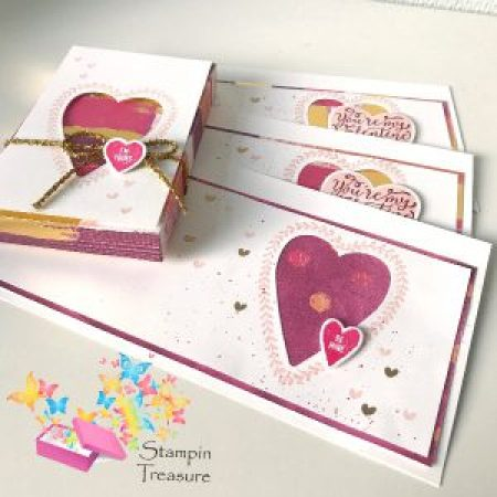 Sweet Hearts Stampin Up
