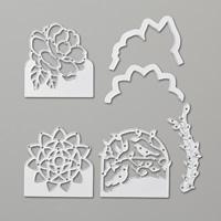 Botanical Tags Thinlits Dies