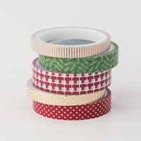 Suite Season Specialty Washi Tape