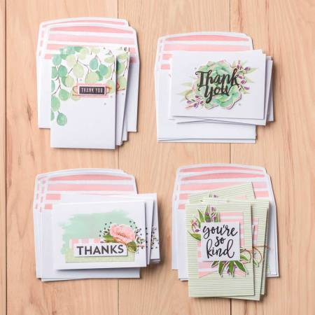Notes of Kindness Project Kit - purchase from Leonie Schroder Independent Stampin' Up! Demonstrator Australia