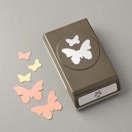 Butterfly Duet Punch