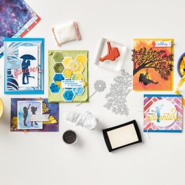 See A Silhouette Designer Series Paper