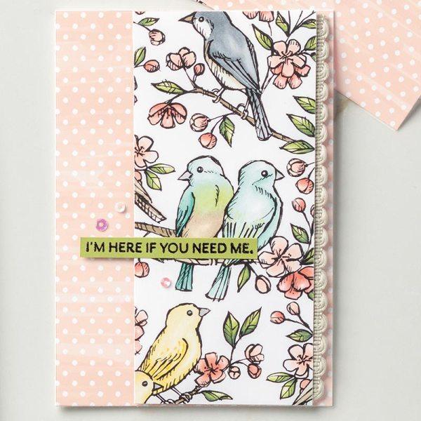 Bird Ballad Designer Series Paper #149592