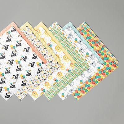 BIRTHDAY BONANZA DESIGNER SERIES PAPER