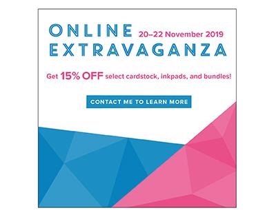 OnlineExtravaganzaStampinUpAnnetteMcMillan18112019
