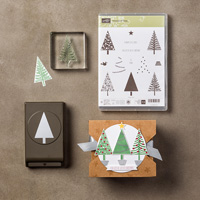 Festival Of Trees Photopolymer Bundle137640 Price: $28.75