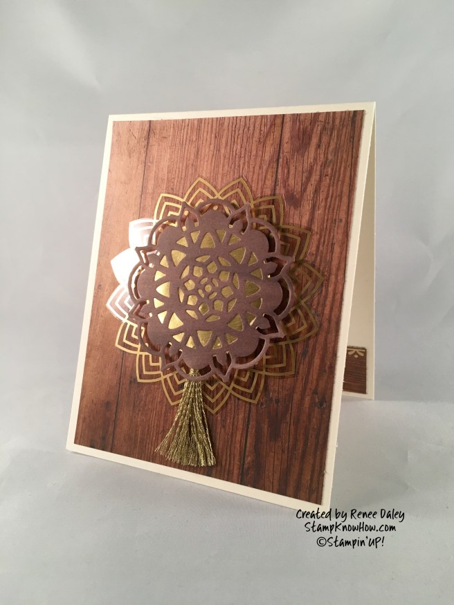Eastern Palace Suite by Stampin' UP
