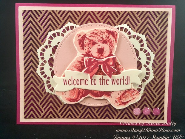 Berry Burst Baby Bear