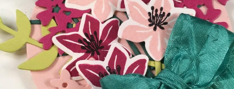 Beautiful Bouquet Stamp Set