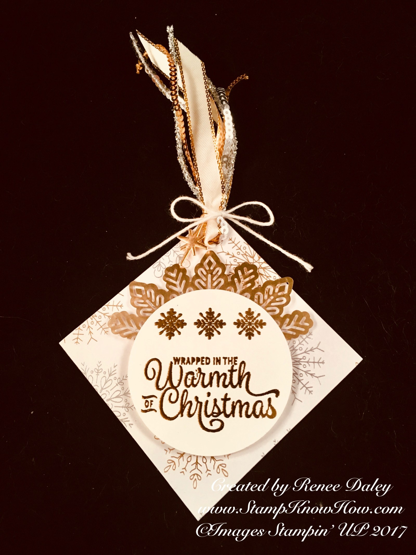 Year of Cheer Gift Tag