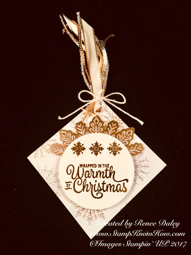 Year of Cheer Gift Tag