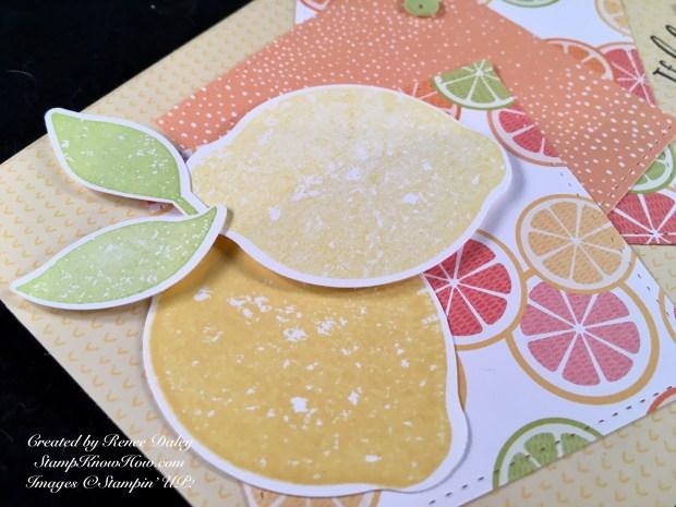 Close up of Lemon Image