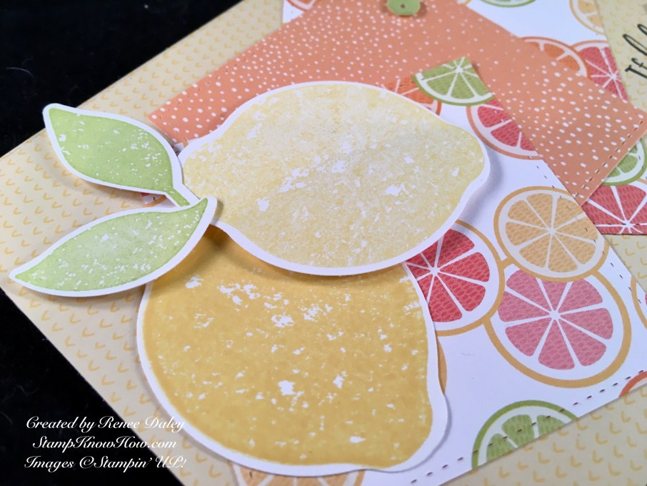 Close up of Lemon Image