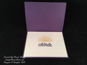 Amazing you Sale-a-bration Stamp set