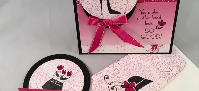 Mother's Flair Stamp Set by Stampin' UP!
