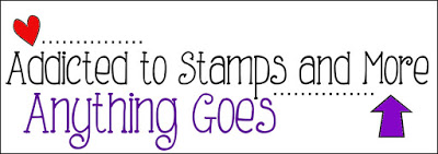 Addicted to Stamps & More Challenge #291