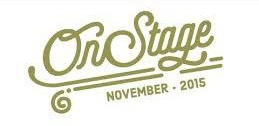 On Stage Logo for Stampin' Up