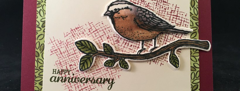 Best Birds Stamp Set by Stampin' Up!