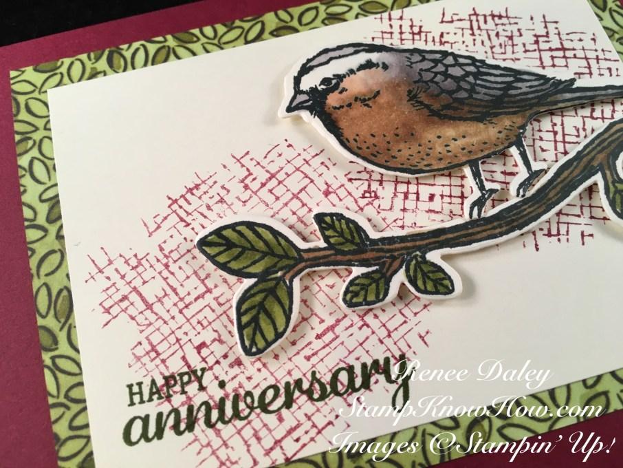 Best Birds Stamp Set by Stampin' Up!
