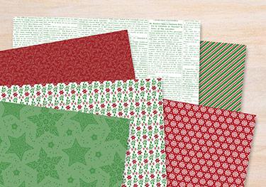 Dashing Along Designer Series Paper by Stampin' Up!
