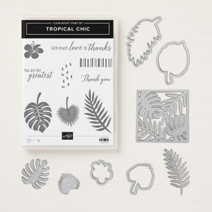 Tropical Chic Bundle from Stampin' Up