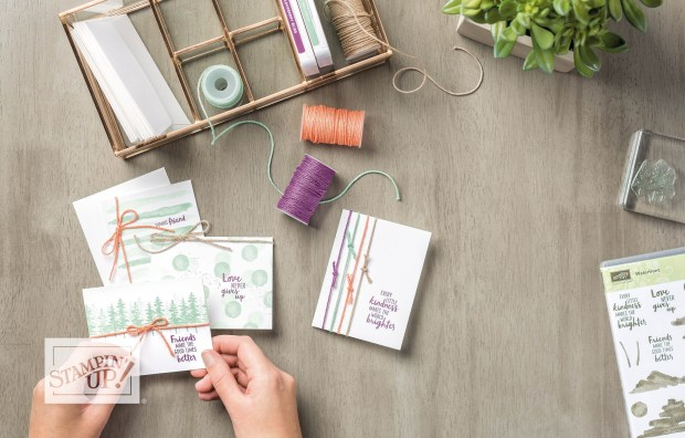 Image of making handmade cards
