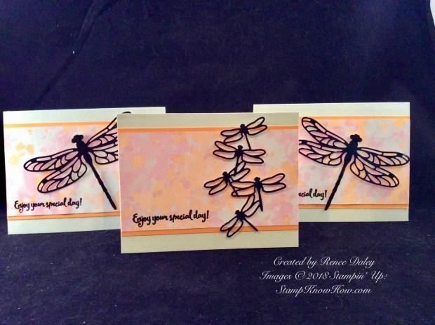 Dragonfly Dreams Birthday Cards