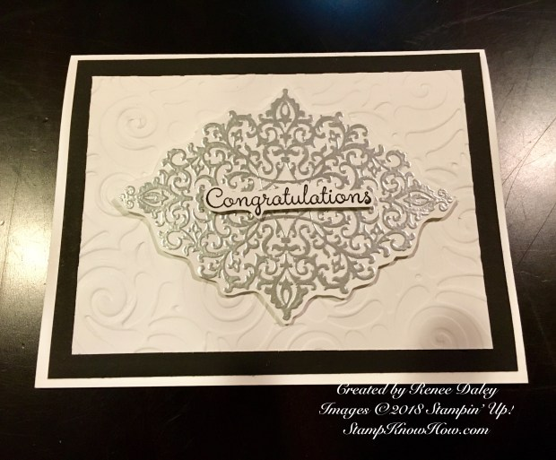 Flourish Filigree Stamp Set by Stampin' Up!