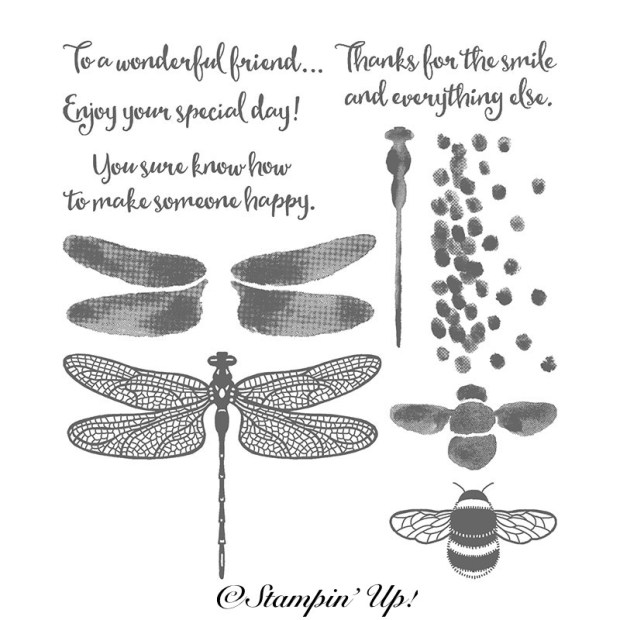 Dragonfly Dreams Stamp Set by Stampin' Up!
