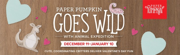 Sign up for January Paper Pumpkin kit