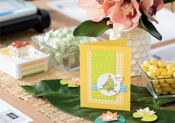 Hoppy Together Sale-a-Bration Stamp Set by Stampin' Up