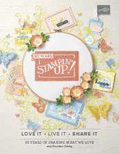 Stampin' Up Occasions Catalog