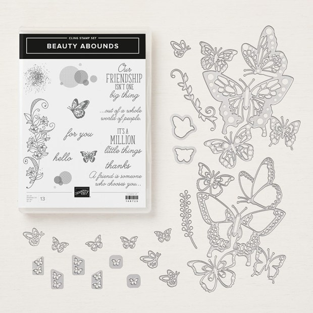 Beauty Abounds Bundle by Stampin Up!