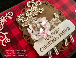 Dashing Deer Stamp Set by Stampin' Up!