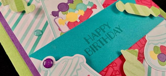 Sweetest Thing Birthday Card