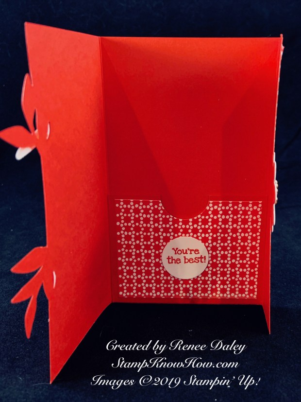 Humming Along Gift Card Holder