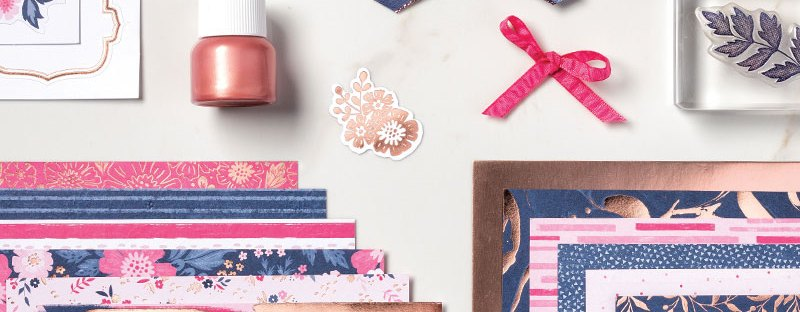 Everything Is Rosy Product Medley by Stampin' Up!